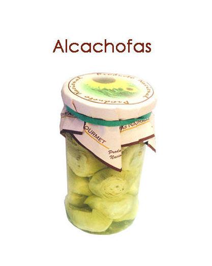 ALCACHOFAS: Productos y servicios de Pausa Proyectos y Distribución S.L.