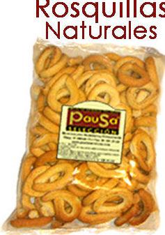 Rosquillas Naturales: Productos y servicios de Pausa Proyectos y Distribución S.L.