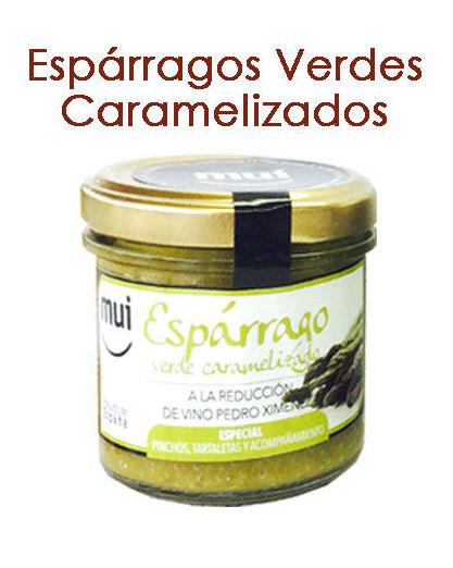 UNTABLE DE ESPÁRRAGOS VERDES CARAMELIZADOS: Productos y servicios de Pausa Proyectos y Distribución S.L.