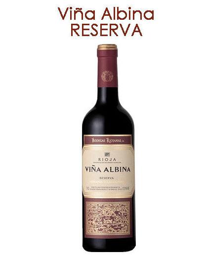 VIÑA ALBINA - RESERVA -: Productos y servicios de Pausa Proyectos y Distribución S.L.
