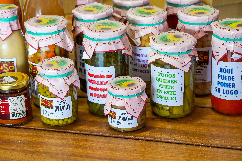 Etiquetación de productos en Leganés