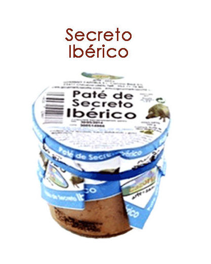 PATÉ DE SECRETO IBÉRICO: Productos y servicios de Pausa Proyectos y Distribución S.L.
