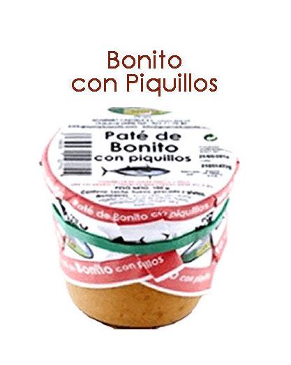 PATÉ DE BONITO CON PIQUILLOS: Productos y servicios de Pausa Proyectos y Distribución S.L.