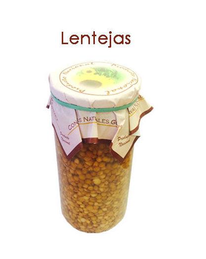 LENTEJAS: Productos y servicios de Pausa Proyectos y Distribución S.L.