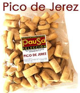 Picos de Jerez: Productos y servicios de Pausa Proyectos y Distribución S.L.