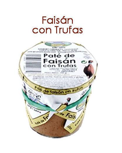 PATÉ DE FAISÁN CON TRUFAS: Productos y servicios de Pausa Proyectos y Distribución S.L.