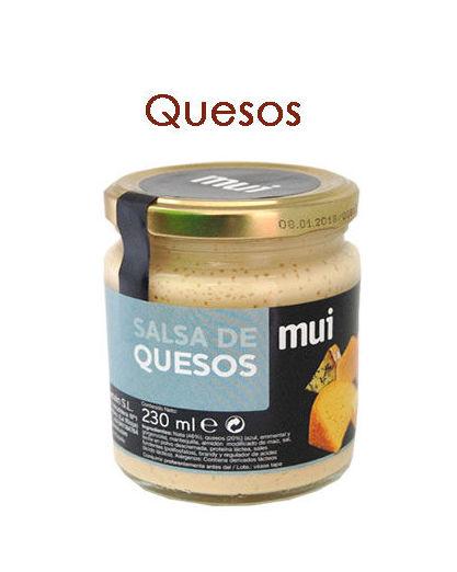 SALSA DE QUESOS: Productos y servicios de Pausa Proyectos y Distribución S.L.
