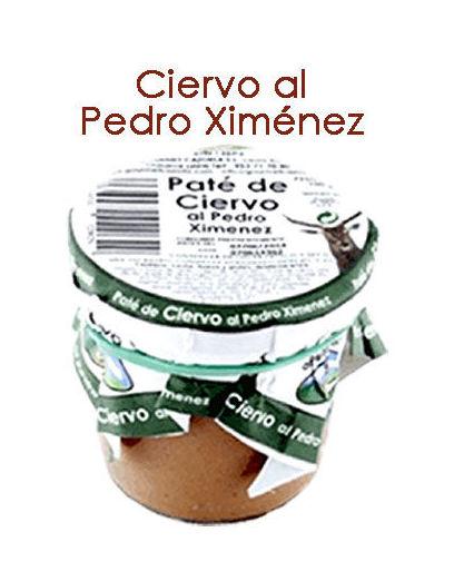 PATÉ DE CIERVO AL PEDRO XIMÉNEZ: Productos y servicios de Pausa Proyectos y Distribución S.L.