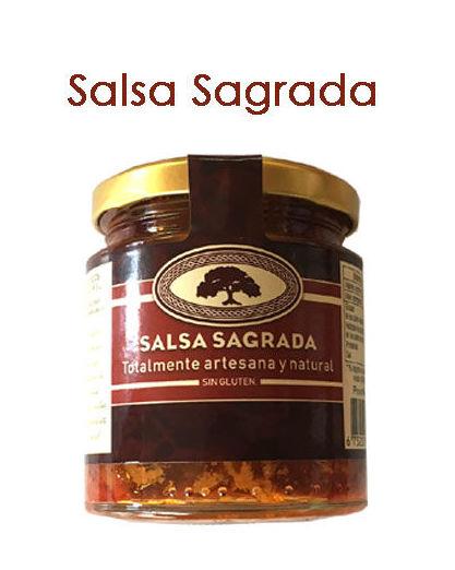 SALSA SAGRADA : Productos y servicios de Pausa Proyectos y Distribución S.L.