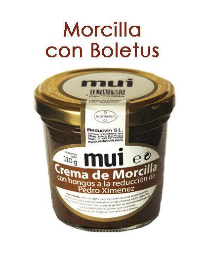 CREMA DE MORCILLA CON BOLETUS: Productos y servicios de Pausa Proyectos y Distribución S.L.