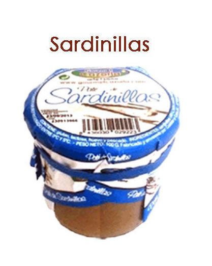 PATE DE SARDINILLAS: Productos y servicios de Pausa Proyectos y Distribución S.L.