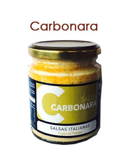 SALSA CARBONARA: Productos y servicios de Pausa Proyectos y Distribución S.L.