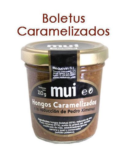 UNTABLE DE BOLETUS CARAMELIZADOS: Productos y servicios de Pausa Proyectos y Distribución S.L.