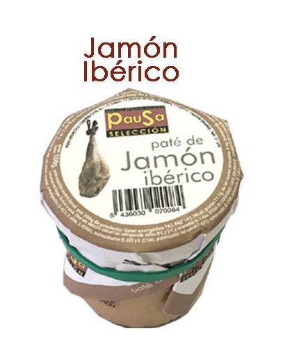PATÉ DE JAMÓN IBÉRICO: Productos y servicios de Pausa Proyectos y Distribución S.L.