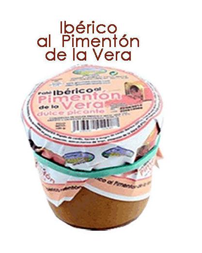 PATÉ IBÉRICO AL PIMENTÓN DE LA VERA: Productos y servicios de Pausa Proyectos y Distribución S.L.