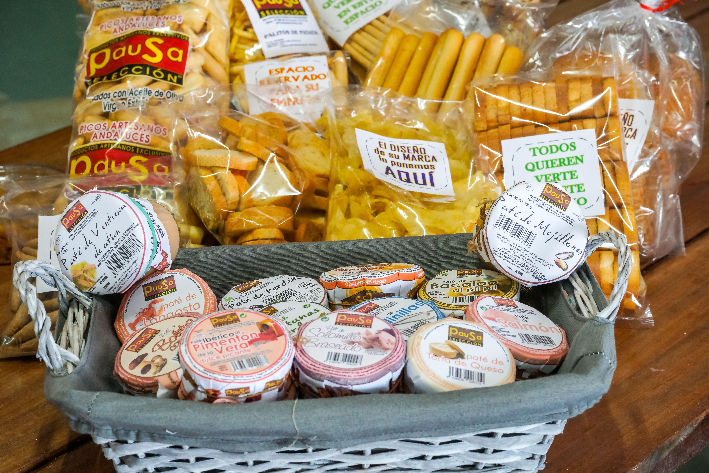 Distribución y venta de productos alimenticios