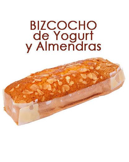 BIZCOCHO DE YOGURT Y ALMENDRAS: Productos y servicios de Pausa Proyectos y Distribución S.L.
