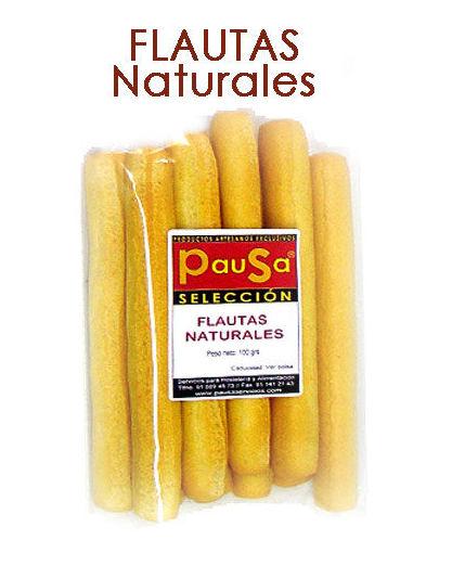 FLAUTAS NATURALES: Productos y servicios de Pausa Proyectos y Distribución S.L.