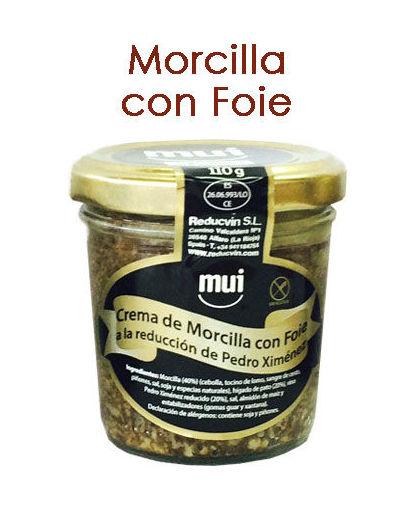 CREMA DE MORCILLA CON FOIE: Productos y servicios de Pausa Proyectos y Distribución S.L.