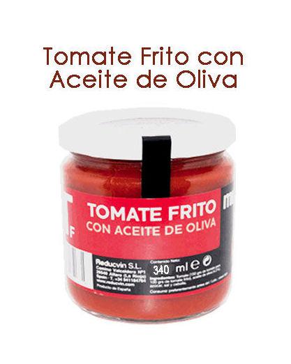 TOMATE FRITO CON ACEITE DE OLIVA: Productos y servicios de Pausa Proyectos y Distribución S.L.