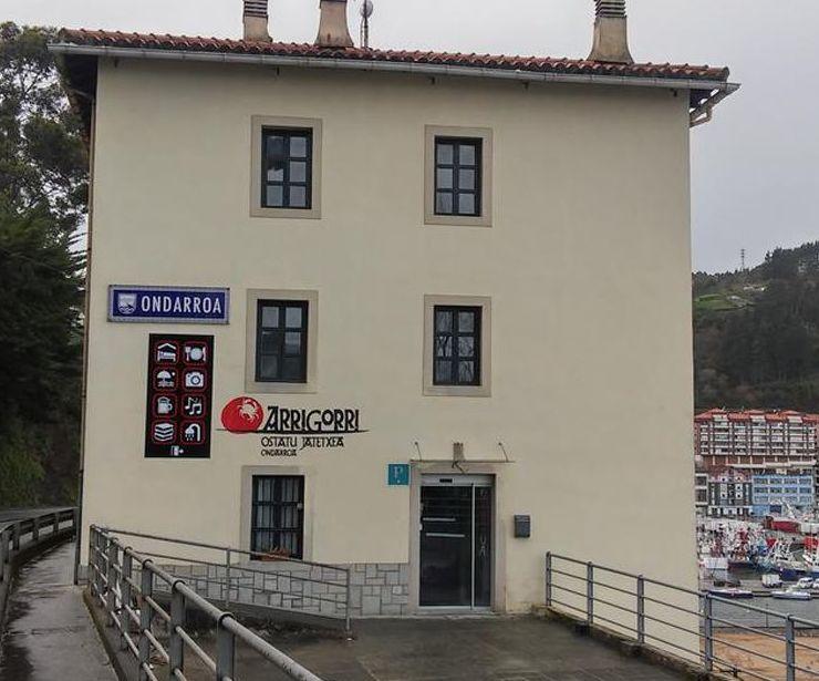 Carta de Restaurante Arrigorri en Ondarroa