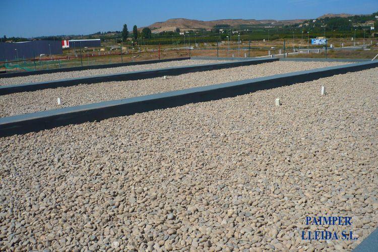 Impermeabilización de cubiertas, tejados, terrazas...