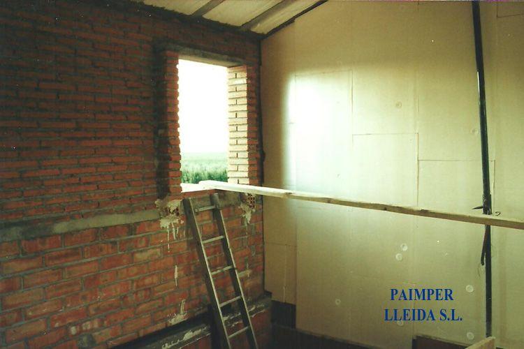 Aislamientos en Lleida