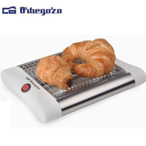 TOSTADOR HORIZONTAL ORBEGOZO TO1015 300W ---18€: Productos y Ofertas de Don Electrodomésticos Tienda online