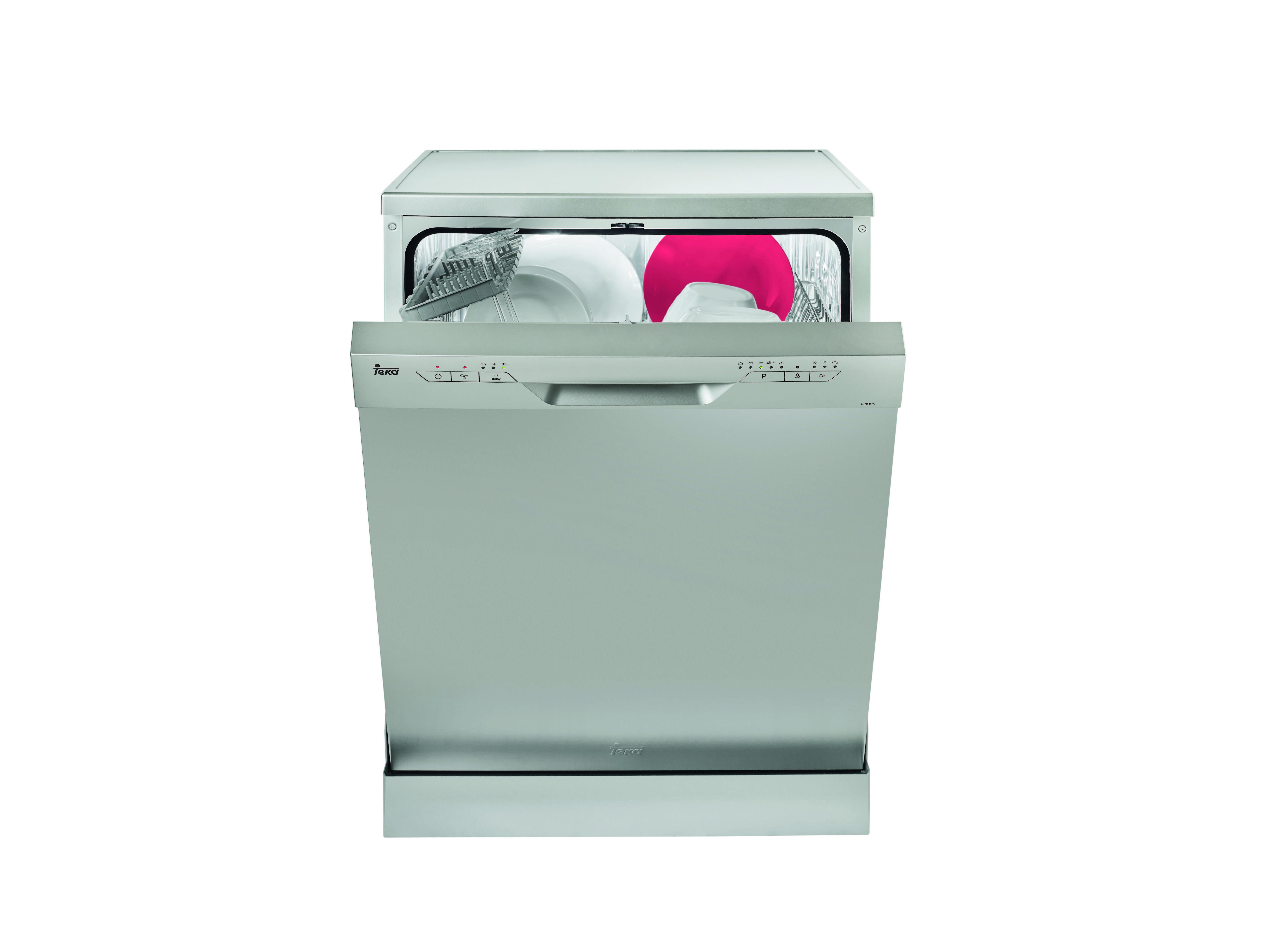 LAVAVAJILLAS  TEKA LP8 810 5 PROGRAMAS A+. INOX/ANTI. 12/C. ---299€: Productos y Ofertas de Don Electrodomésticos Tienda online