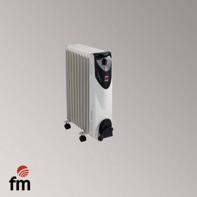 RADIADOR ACEITE F/M BR20 2000/W 9/ELEM. 56/CM ---45€: Productos y Ofertas de Don Electrodomésticos Tienda online