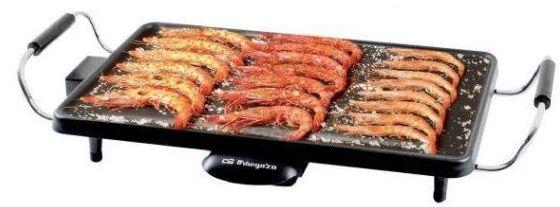 PLANCHA-ASAR ORBEGOZO TB2203 2000/W 22X43  ---29€: Productos y Ofertas de Don Electrodomésticos Tienda online