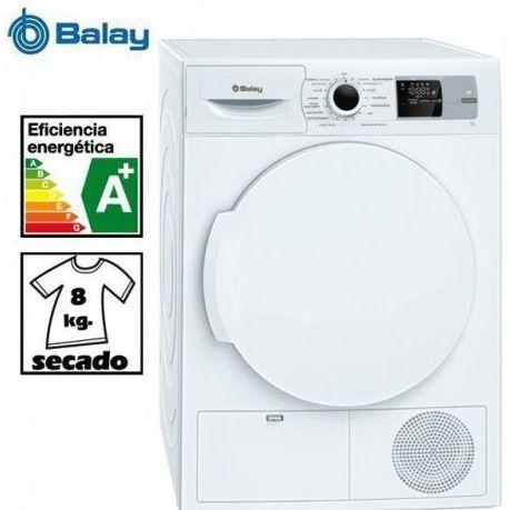 SECADORA BALAY 3SB285B 8/KG COND. C/BOMBA  DE CALOR ---429€: Productos y Ofertas de Don Electrodomésticos Tienda online