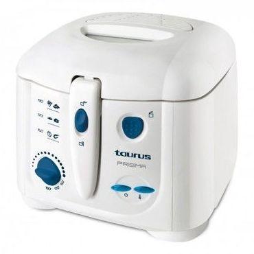 FREIDORA TAURUS PRISMA 1400/W 1,5/L BLANCA ---39€: Productos y Ofertas de Don Electrodomésticos Tienda online