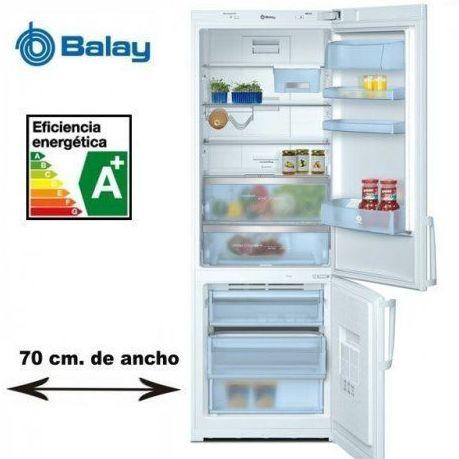 Combi  Balay - 3KR7907B No Frost, Blanco, 200cm70cm, Clase A+ ---769€: Productos y Ofertas de Don Electrodomésticos Tienda online