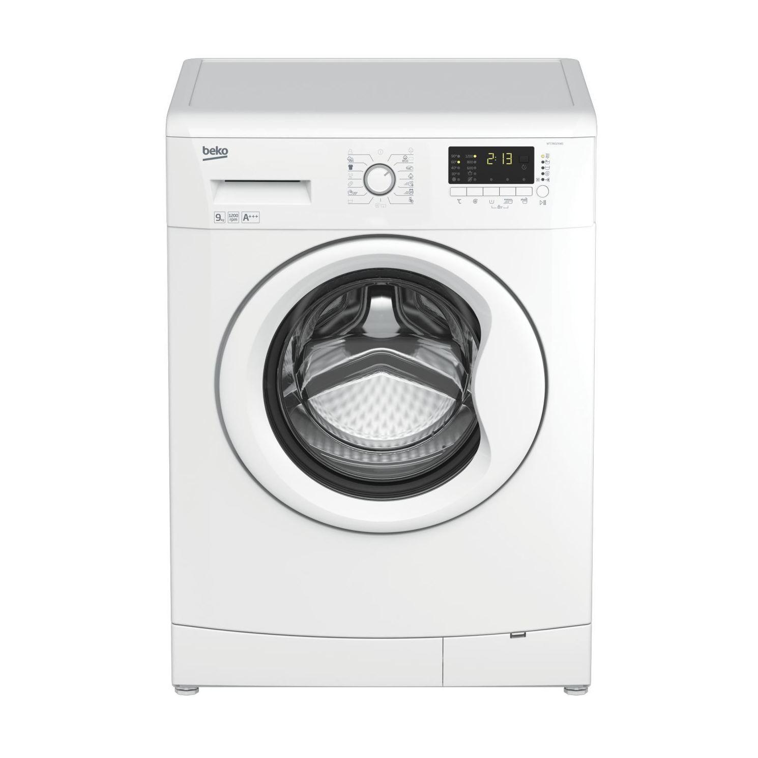 Lavadora Beko WTC9602XW0 9Kg 1200rpm clase A+++ ---339€: Productos y Ofertas de Don Electrodomésticos Tienda online