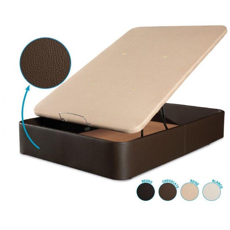 Canapé polipiel con tapa tapizada ---DESDE 209€(90/180): Productos y Ofertas de Don Electrodomésticos Tienda online