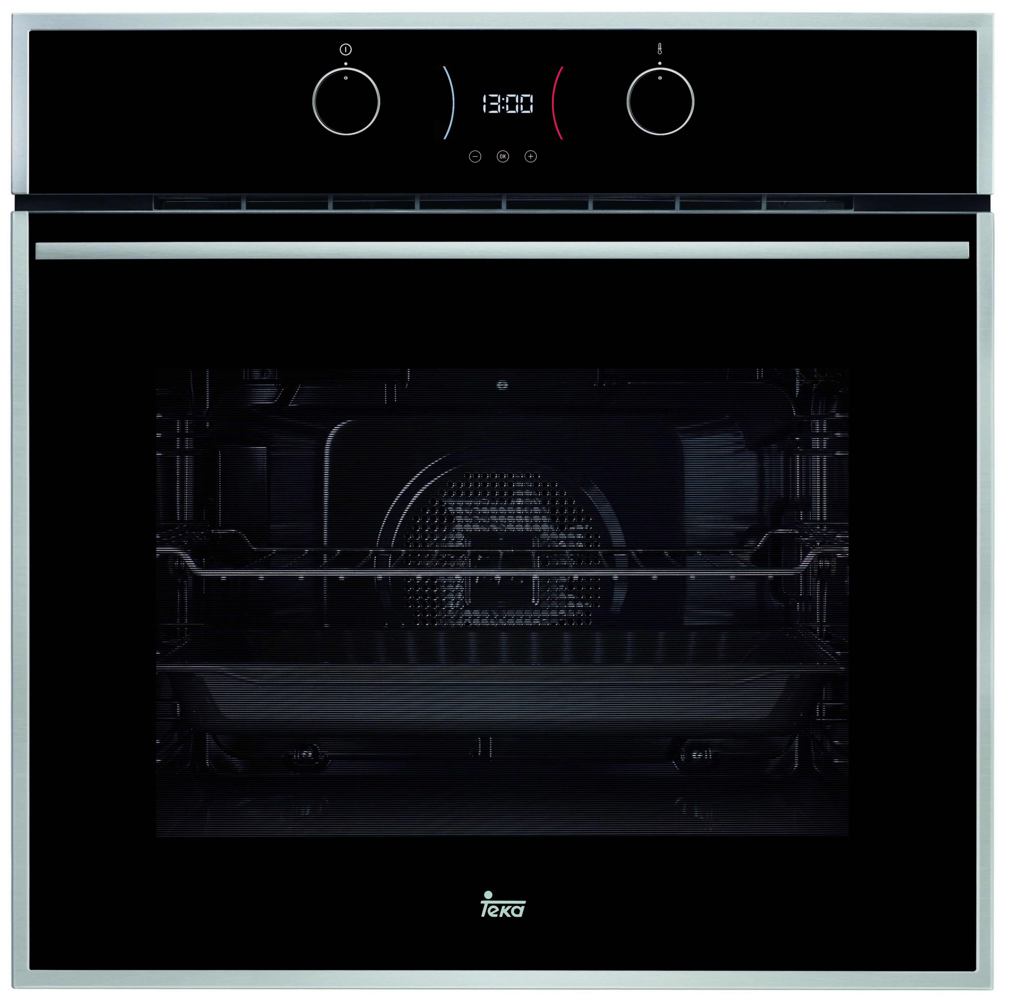 HORNO-INDP. TEKA HLB840 MULTIFUNCION INOX/CRISTRAL NEGRO ---279€: Productos y Ofertas de Don Electrodomésticos Tienda online