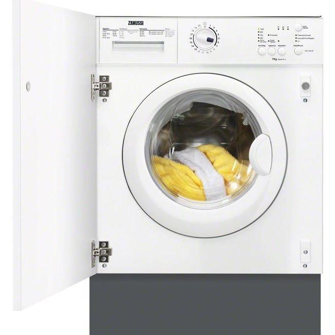 LAVADORA INTEGRABLE ZANUSSI ZWI71000WA 7KG  ---450€: Productos y Ofertas de Don Electrodomésticos Tienda online