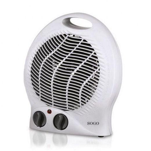 Calefactor Sogo SS-18305 2000W ---18€: Productos y Ofertas de Don Electrodomésticos Tienda online