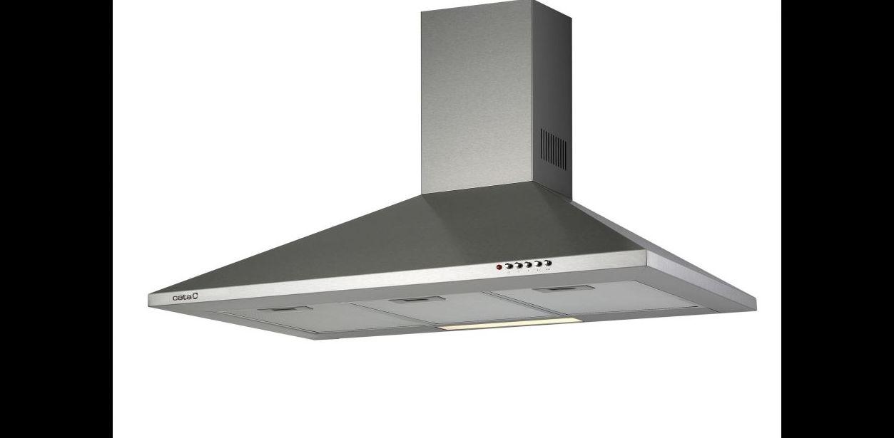 CAMPANA DECO. CATA V600 60/CM INOX ---99€: Productos y Ofertas de Don Electrodomésticos Tienda online