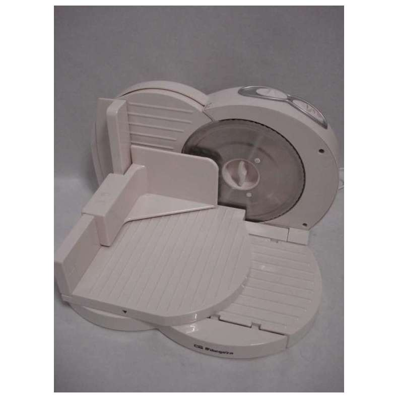 CORTAFIAMBRE ORBEGOZO MS4200 150/W BLANCA ---37€: Productos y Ofertas de Don Electrodomésticos Tienda online