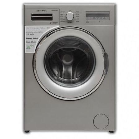 LAVADORA NEWPOL NW8100F2INOX 8kg 1000rpm A++ ---299€: Productos y Ofertas de Don Electrodomésticos Tienda online