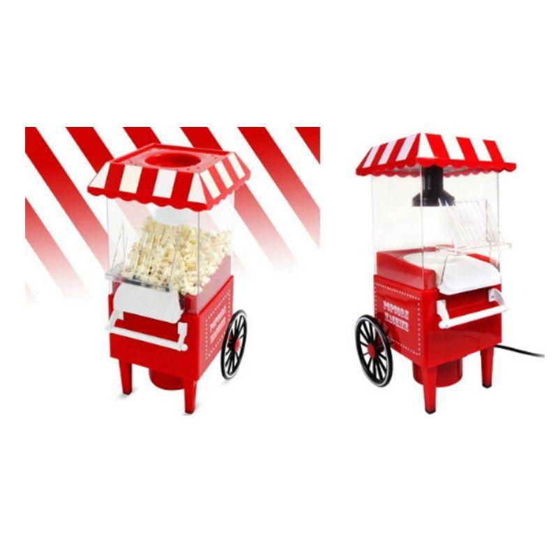 Palomitero - Orbegozo PA 5000 Potencia 1200W, Diseño vintage ---32€: Productos y Ofertas de Don Electrodomésticos Tienda online