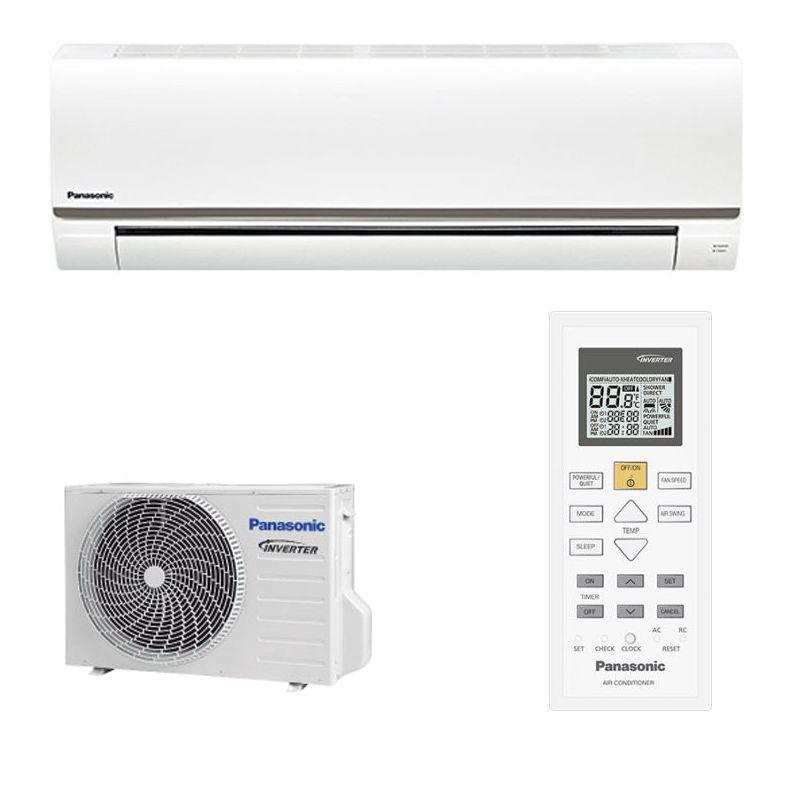Aire Acondicionado PANASONIC KIT-BE25-TKE 2150 Frig. A+/A+ ---439€: Productos y Ofertas de Don Electrodomésticos Tienda online