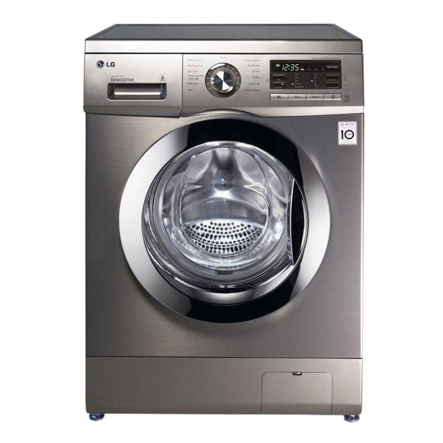 LAV. L.G. FH296TD7 8/KG 1200/RPM INOX A+++ ---409€: Productos y Ofertas de Don Electrodomésticos Tienda online