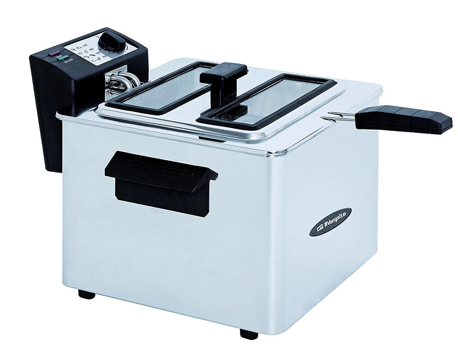 FREIDORA ORBEGOZO FDR80 3000/W 8/L INOX PROFESIONAL ---89€: Productos y Ofertas de Don Electrodomésticos Tienda online