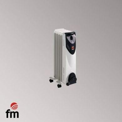 RADIADOR ACEITE F/M BR10 1000/W 5/ELEM. 56/CM ---35€: Productos y Ofertas de Don Electrodomésticos Tienda online