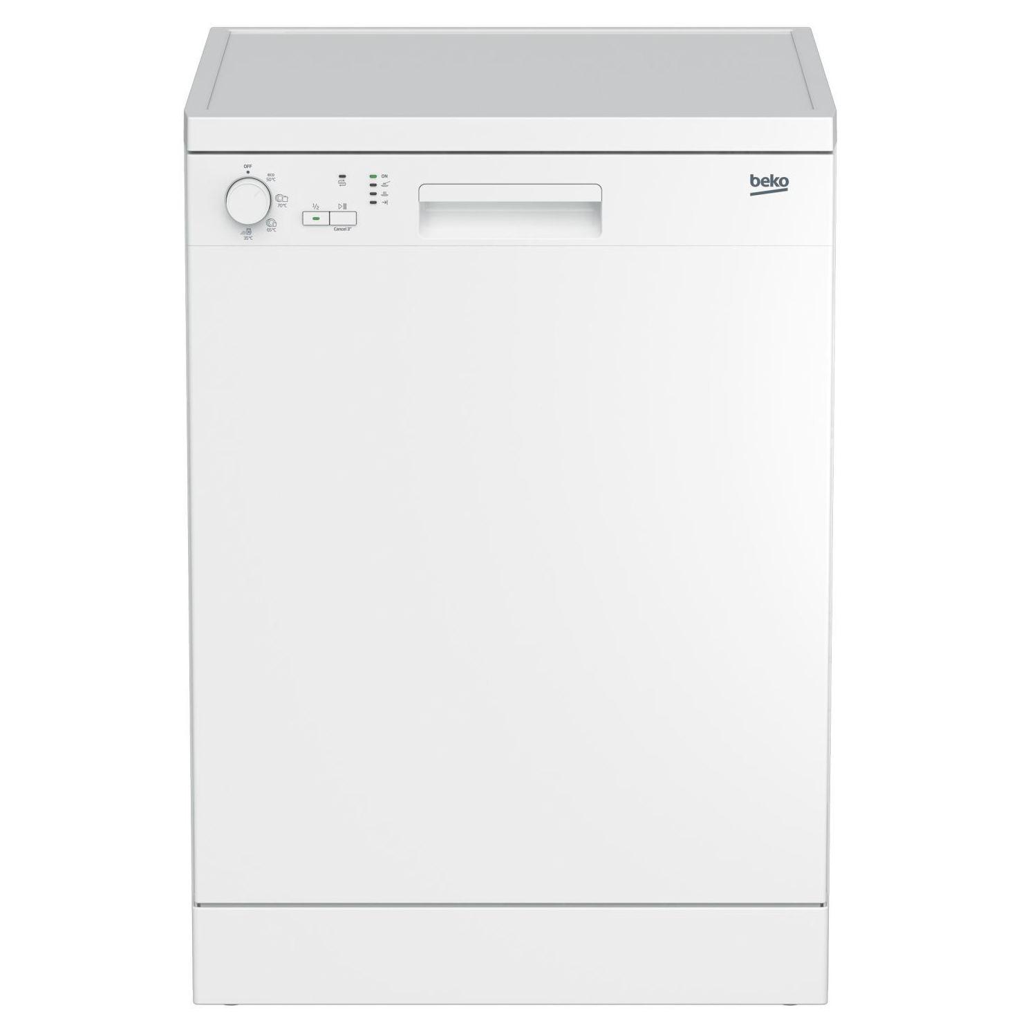 Lavavajillas - Beko DFC04210W ---239€: Productos y Ofertas de Don Electrodomésticos Tienda online