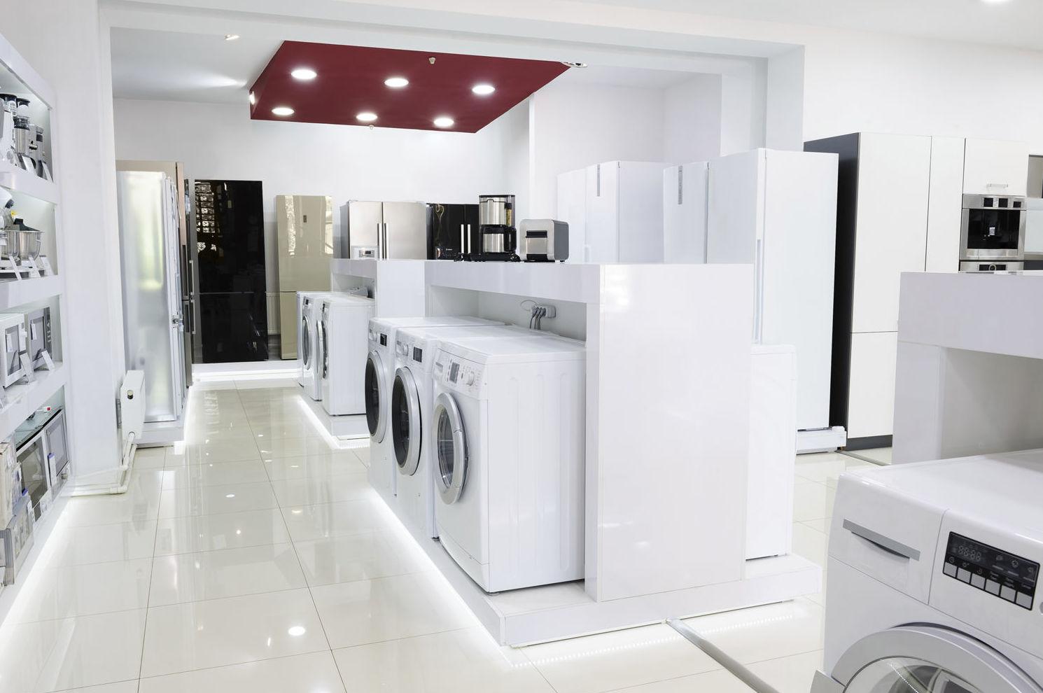 Venta de lavadoras en Sevilla