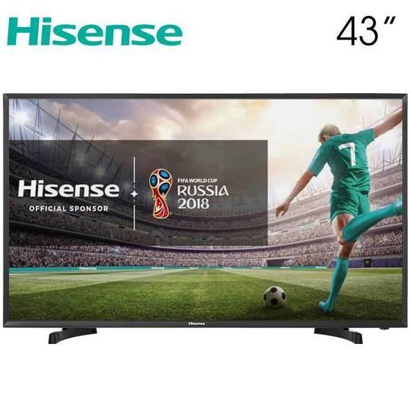"Tv led Hisense  43"" h43n2100c fullhd usb hdmi ---329€: Productos y Ofertas de Don Electrodomésticos Tienda online"